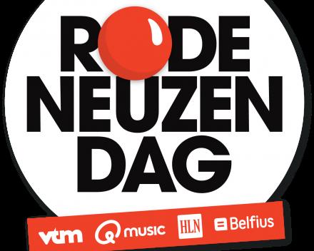Rode Neuzen Dag . logo