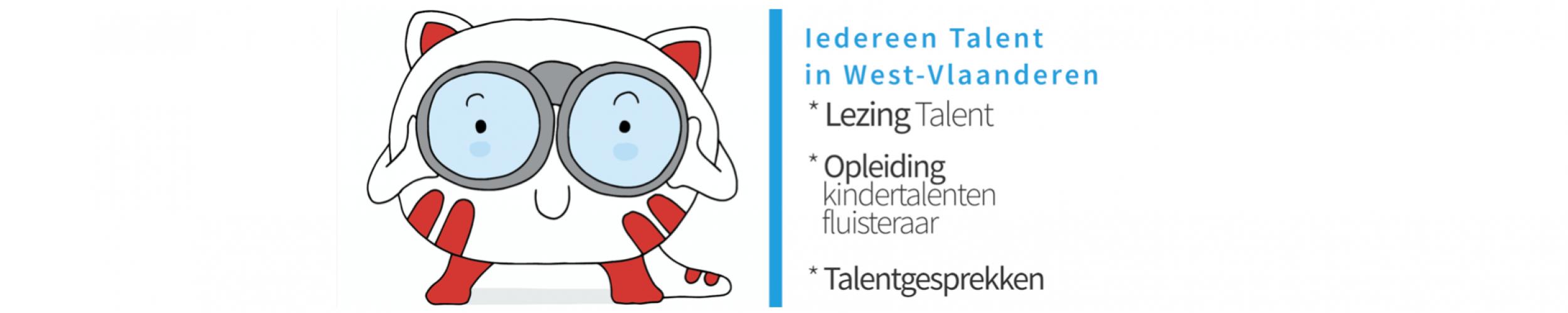 Project Rode Neuzen Dag: 'Iedereen Talent' in West Vlaanderen